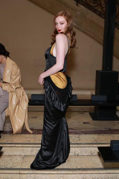 NY: Vera Wang - Front Row - February 2020 - New York Fashion Week