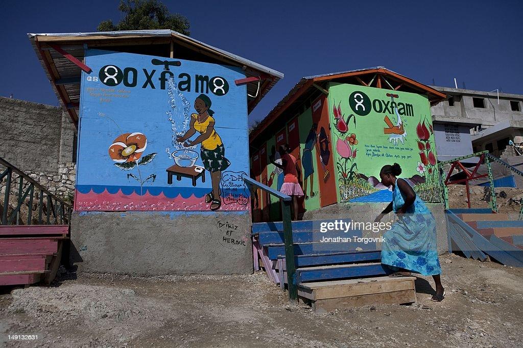 Haiti Recovery : News Photo