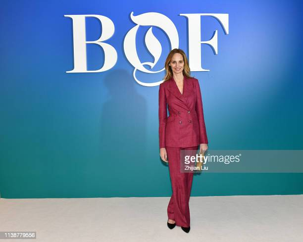 Laruen Santo Domingo attends the BoF China Summit 2019 at HKRI Taikoo Hui Event Centre on March 28 2019 in Shanghai China