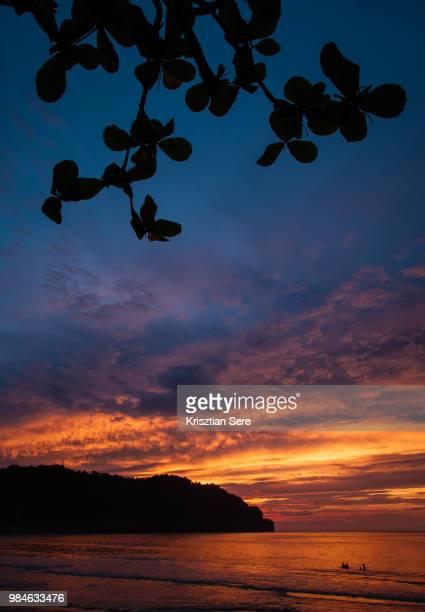 las cuevas beach, trinidad and tobago - paisajes de trinidad tobago fotografías e imágenes de stock