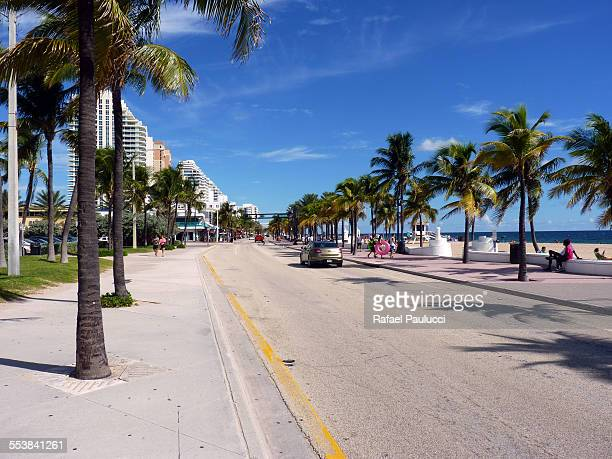 Las Olas beach - Fort Lauderdale