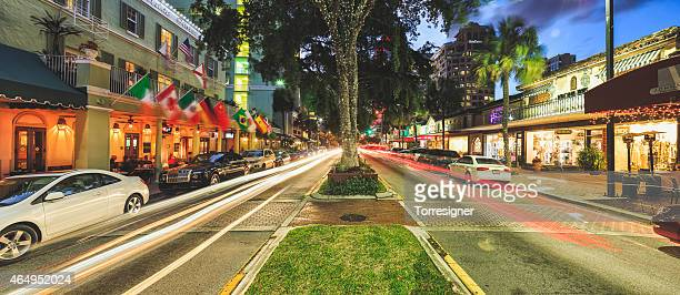 las olas boulevard - boulevard stock pictures, royalty-free photos & images