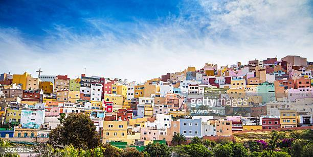 las palmas de gran canaria - spain stock pictures, royalty-free photos & images