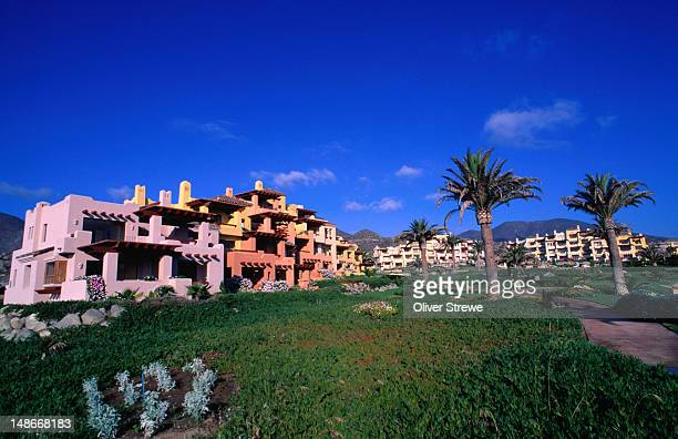 Las Tacas resort in La Serena.