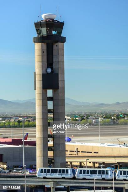 las vegas airport - nevada stock pictures, royalty-free photos & images