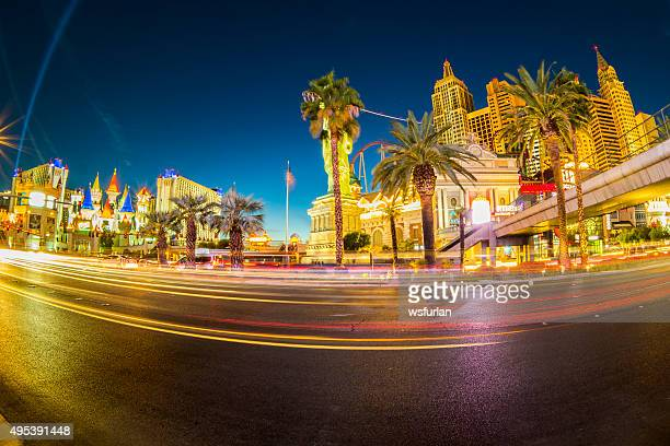 Las Vegas Boulevard, the strip.