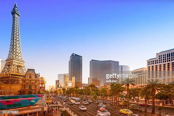 Las Vegas Boulevard. The strip.