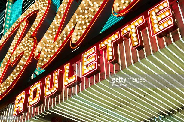 las vegas casino sign - casino stock pictures, royalty-free photos & images