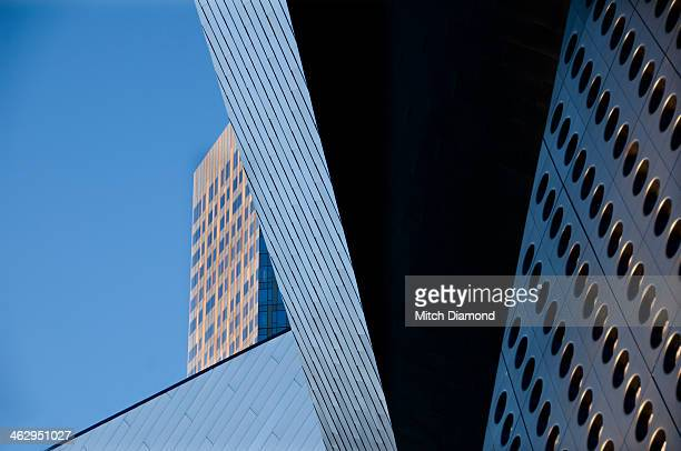 Las Vegas city center reflections and design