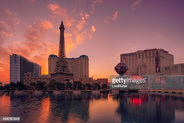 Las Vegas dawn