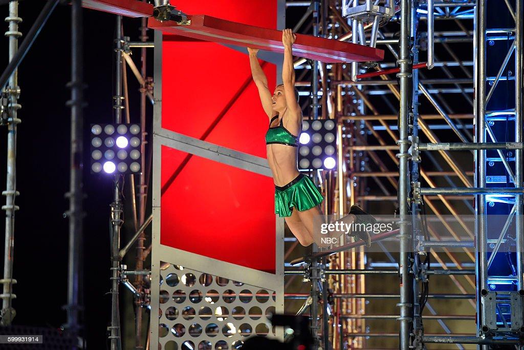WARRIOR -- 'Las Vegas Finals' -- Pictured: Jessie Graff --