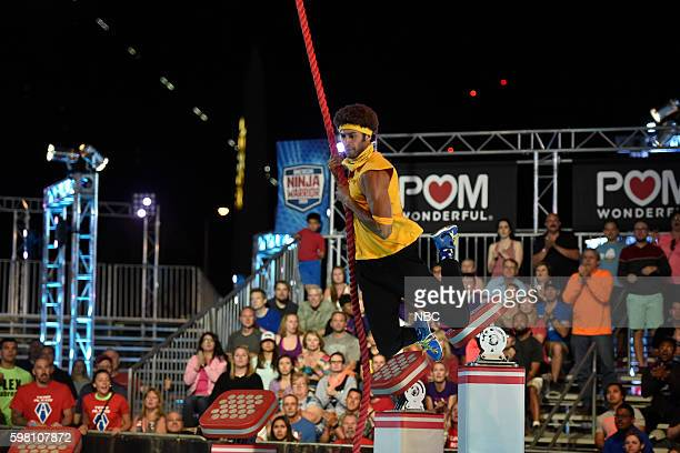 WARRIOR Las Vegas Finals Pictured Jonathan Alexis Jr