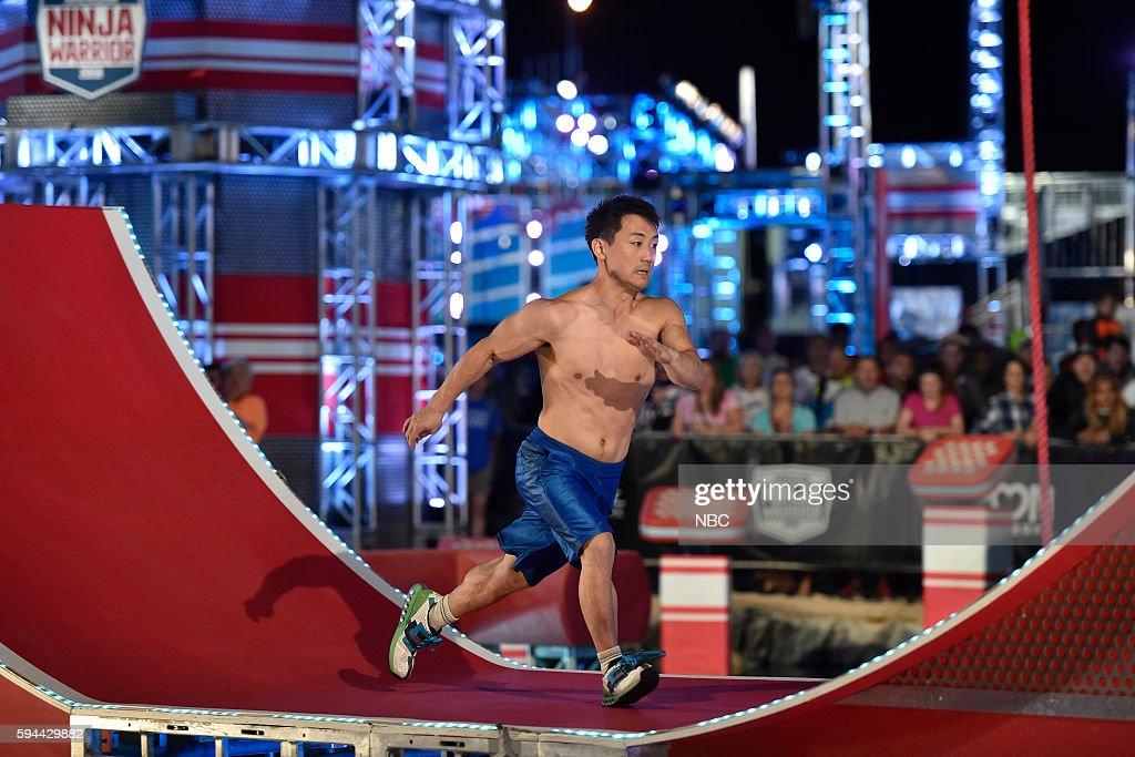 WARRIOR -- 'Las Vegas Finals' -- Pictured: Tyler Yamauchi --