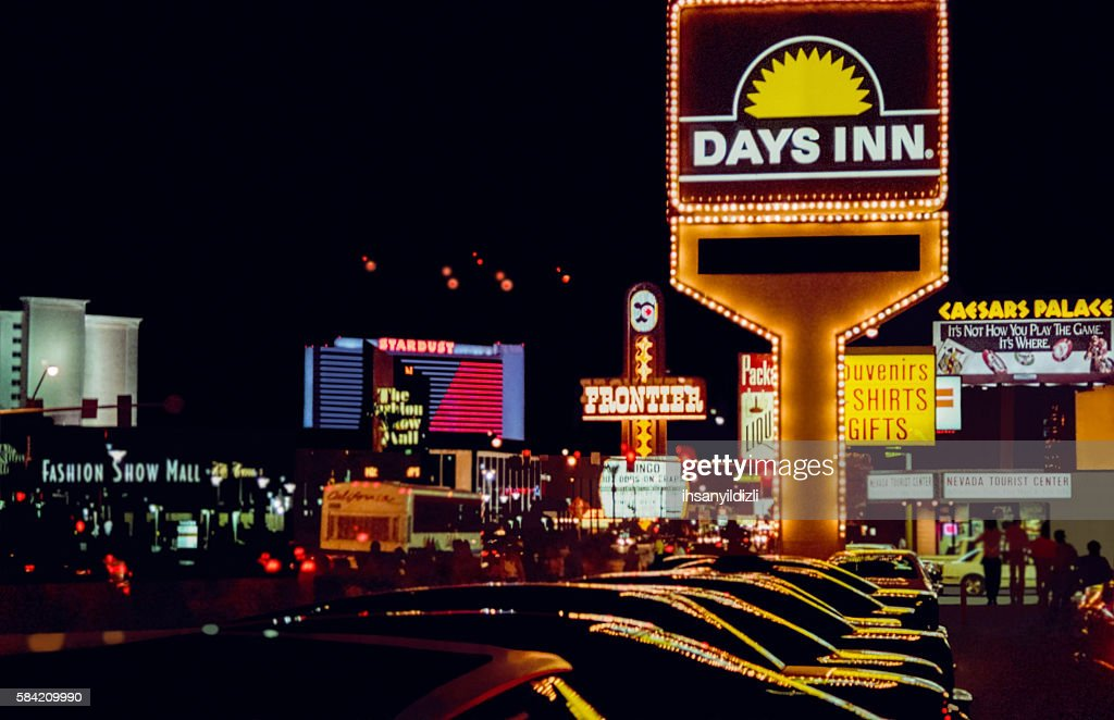 Las Vegas 94 >> Las Vegas In 1994 High Res Stock Photo Getty Images