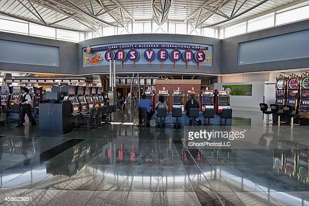 las vegas mccarran airport - mccarran international airport stock photos and pictures
