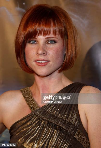 Las Vegas Natalya Rudakova at the World Premiere of Transporter 3 Las Vegas Nevada United States Christian Jentz/Gamma/Gamma Rapho