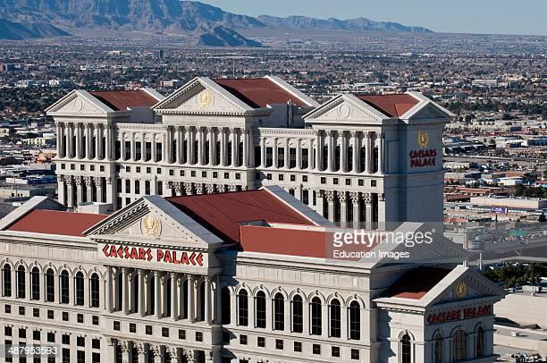 Las Vegas Nevada Caesars Palace on the strip