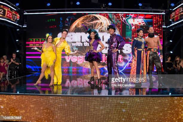 STARS 'Las Vegas Night' After taking in the music and culture of New York City on last night's show the 12 remaining couples are set to celebrate the...