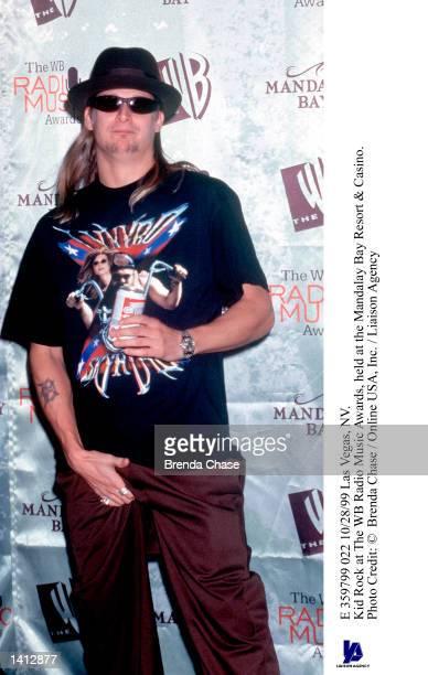 Las Vegas NV Kid Rock at The WB Radio Music Awards held at the Mandalay Bay Resort Casino Photo Credit Brenda Chase / Online USA Inc / Liaison Agency