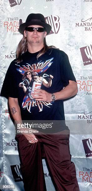 Las Vegas NV Kid Rock at The WB Radio Music Awards held at the Mandalay Bay Resort Casino Photo by Brenda Chase Online USA Inc