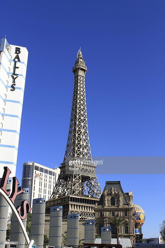 Las Vegas - Paris Hotel and Casino : Stock Photo