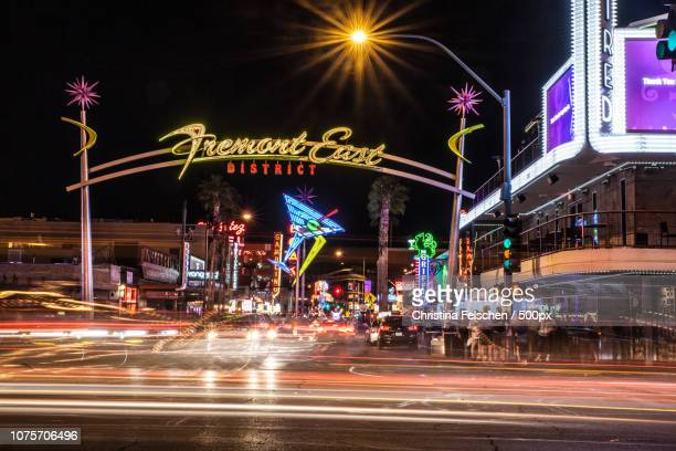 las vegas - christina felschen stock photos and pictures