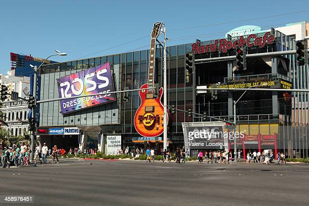 las vegas stores and restaurants - ross stores stock pictures, royalty-free photos & images