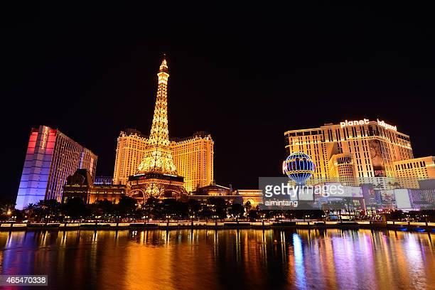 Las Vegas Strip from Bellagio