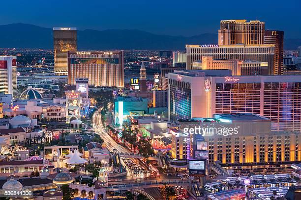 Las Las Vegas Streifen, Las Vegas, Nevada,, USA