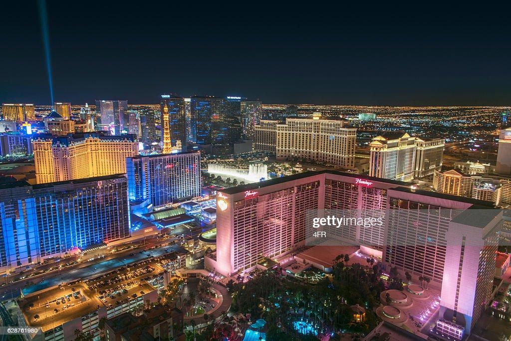 Las Vegas Strip, Las Vegas, USA : Stock Photo