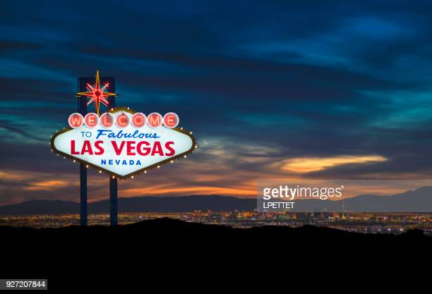 las vegas strip - las vegas stock pictures, royalty-free photos & images