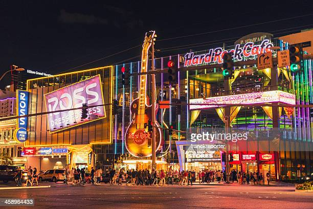 las vegas strip urban scene - musical equipment stock pictures, royalty-free photos & images