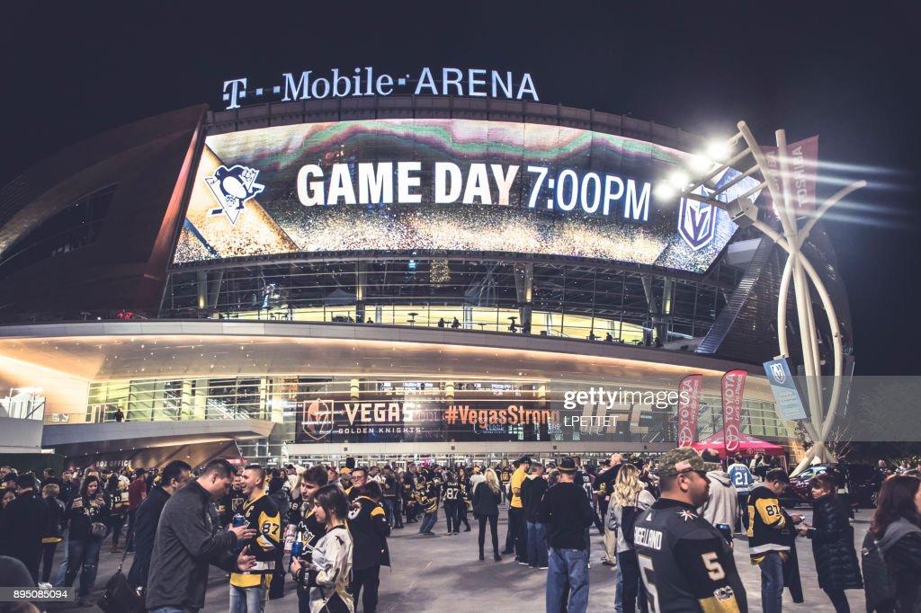 Las Vegas T-Mobile Arena : Stock Photo
