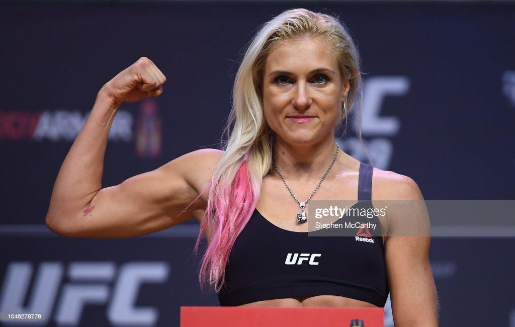 UFC 229 - Weigh Ins : Nieuwsfoto's