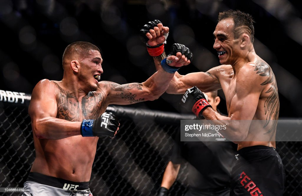 UFC 229 - Khabib v McGregor : News Photo