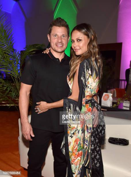 Las Vegas was hotter than ever this week with celebs including Nick Lachey and Vanessa Lachey attending JBL Fest an exclusive threeday music...