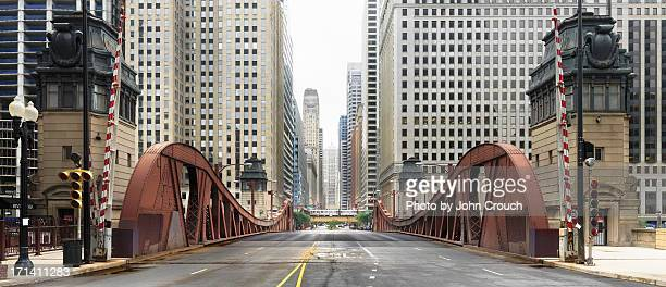 lasalle, urban landscape, chicago, - chicago illinois stock pictures, royalty-free photos & images