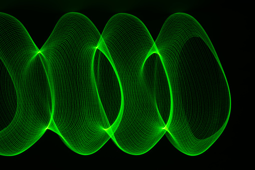 laser light pattern on background - gettyimageskorea