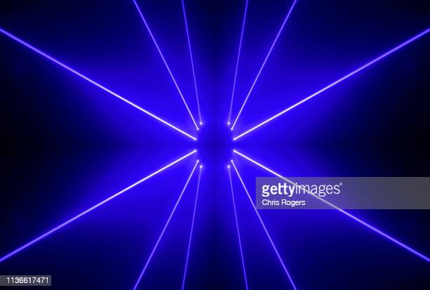 laser orbs - laser stock pictures, royalty-free photos & images