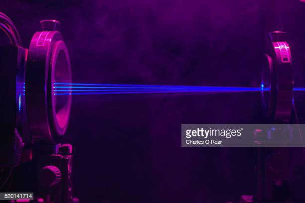 laser research in silicon valley - laser stock pictures, royalty-free photos & images