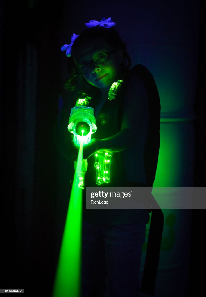 Laser Tag : Stock Photo