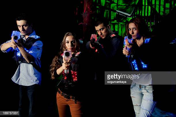 Lasertag Warriors