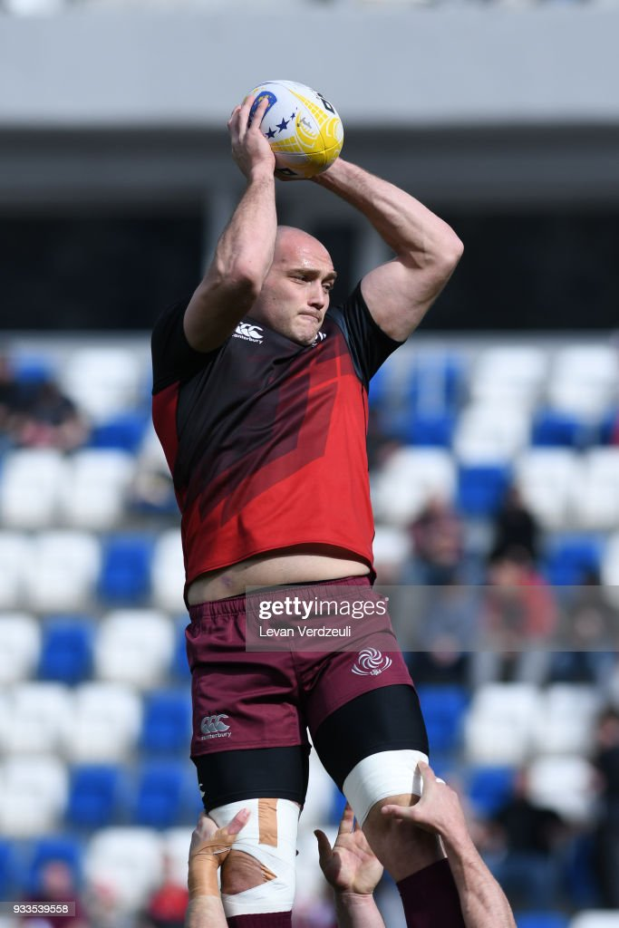 Georgia v Romania - Rugby Europe Championship