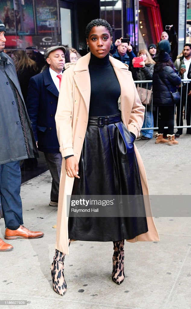 Celebrity Sightings In New York City - December 04, 2019 : News Photo