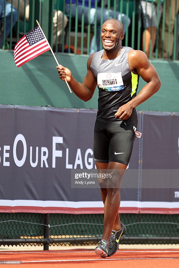 2012 U.S. Olympic Track & Field Team Trials - Day 3