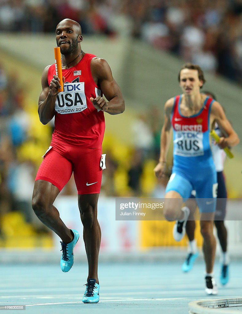 14th IAAF World Athletics Championships Moscow 2013 - Day Seven