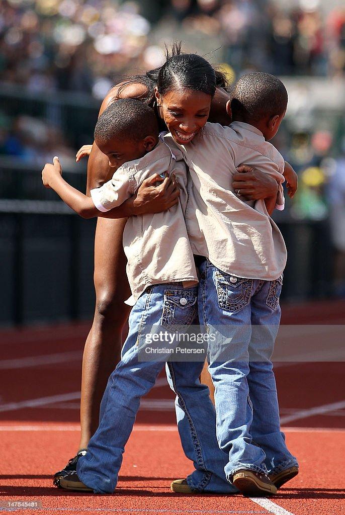 2012 U.S. Olympic Track & Field Team Trials - Day 10 : News Photo