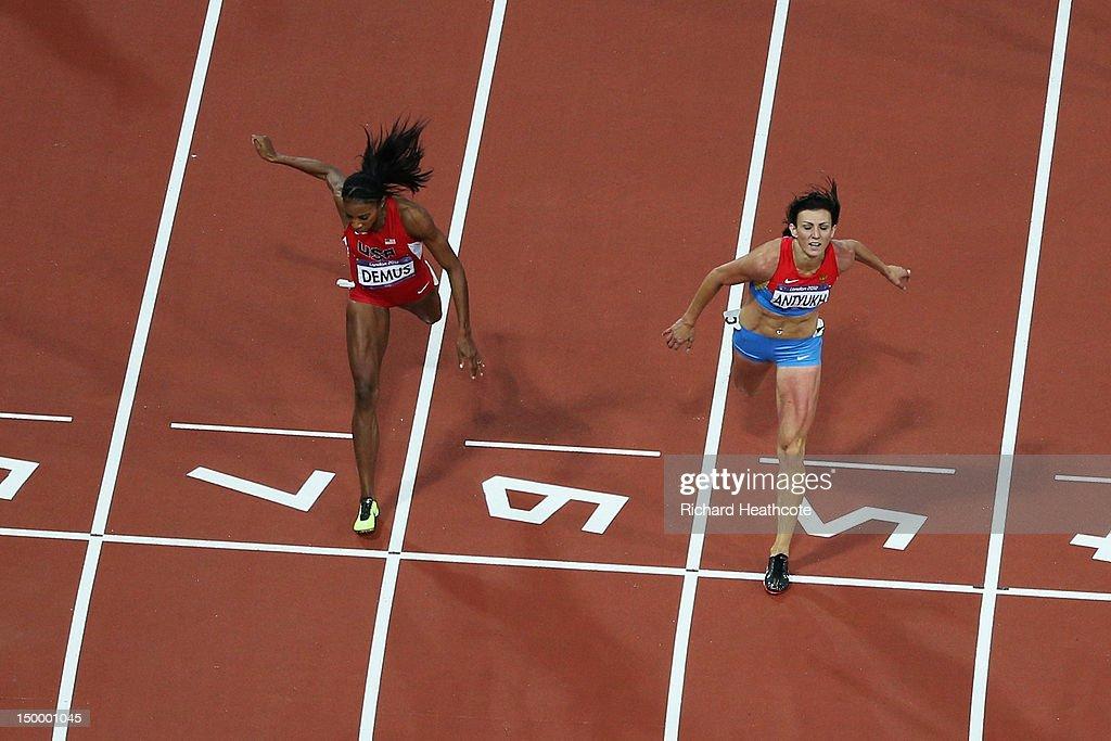 Olympics Day 12 - Athletics : Nieuwsfoto's
