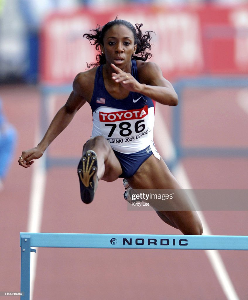 IAAF World Championships in Athletics - Women's 400m Hurdle Final - August 13,