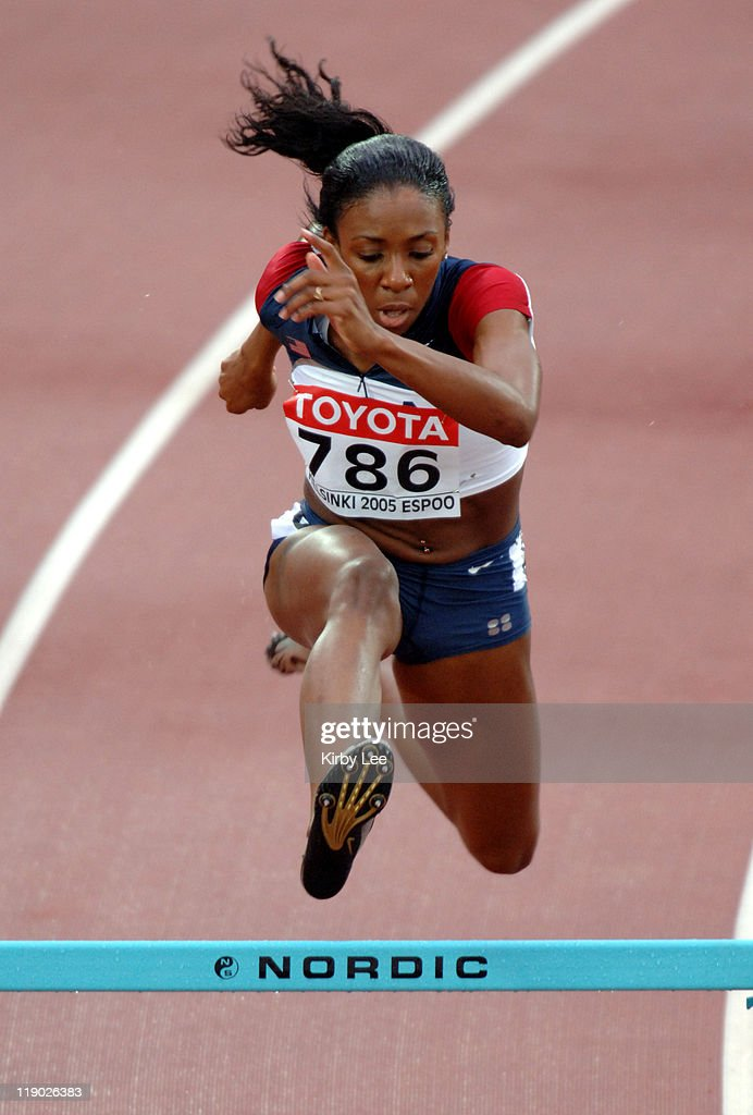 2005 IAAF World Championships in Athletics - Women's 400m Hurdles - August 10,
